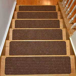 Rug Styles Carpet For Stairs | Slip Resistant | Rubber Backing