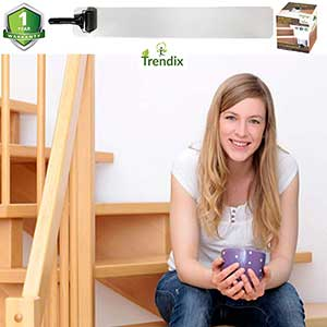 Trendix Carpet Tape For Stair Treads   Clear Adhesive