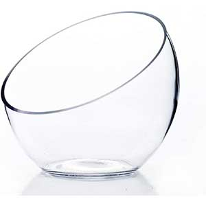 WGV Slant Vase for Tulips | Durable Glass