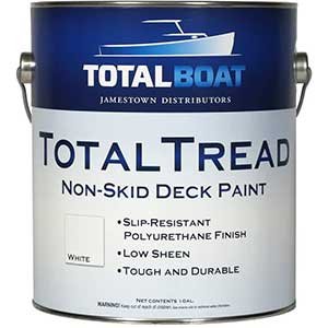 Total Trend Paint For Stairs | Polyurethane Finish | Marine-Grade