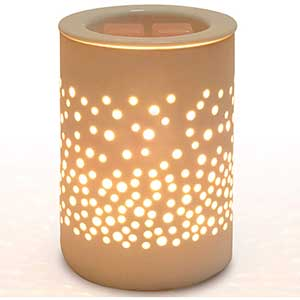 "Bobolyn Ceramic Candle Wax Warmer | 36"" Cord"