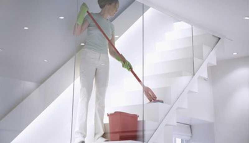 Clean the Stairs