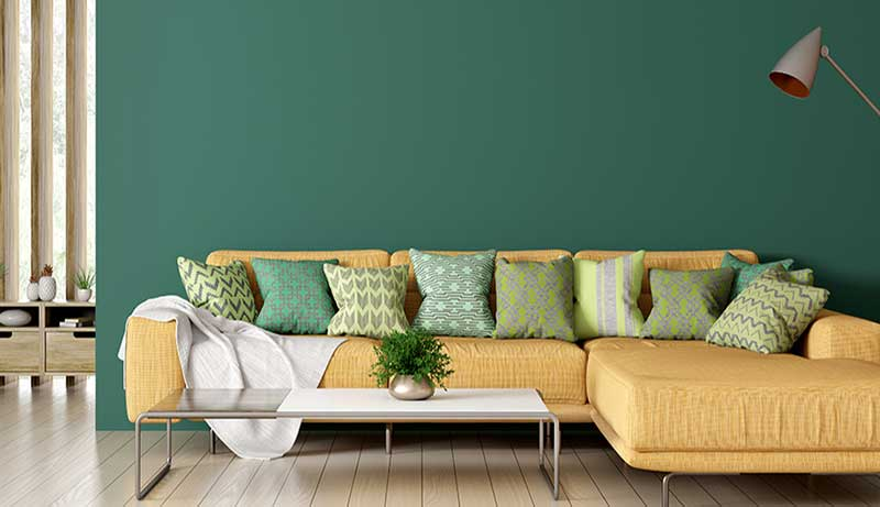How to Arrange L-Shaped Sofa in Living Room